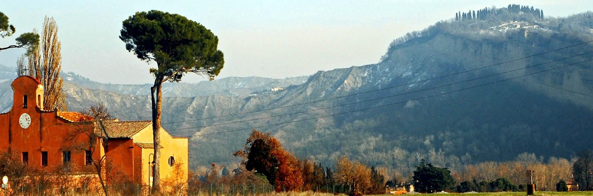 Paesaggio Sasso Marconi